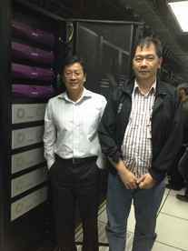 Desmond Poon and Henry Indrawan, Link NET
