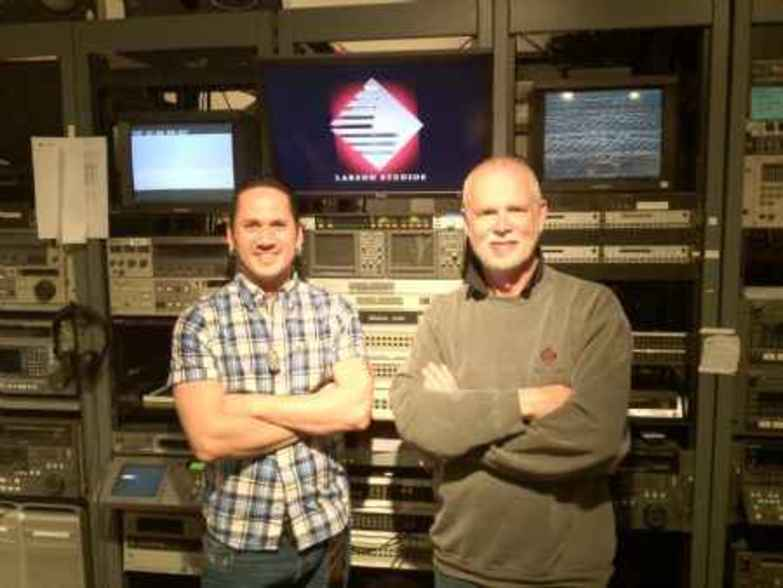 Chris Unthank and Dave Dondorf, Larson Studios, USA