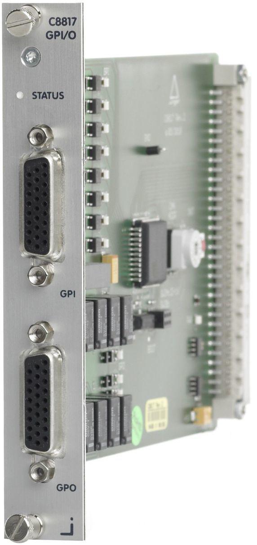 Gpi  O Interface - Modular Line