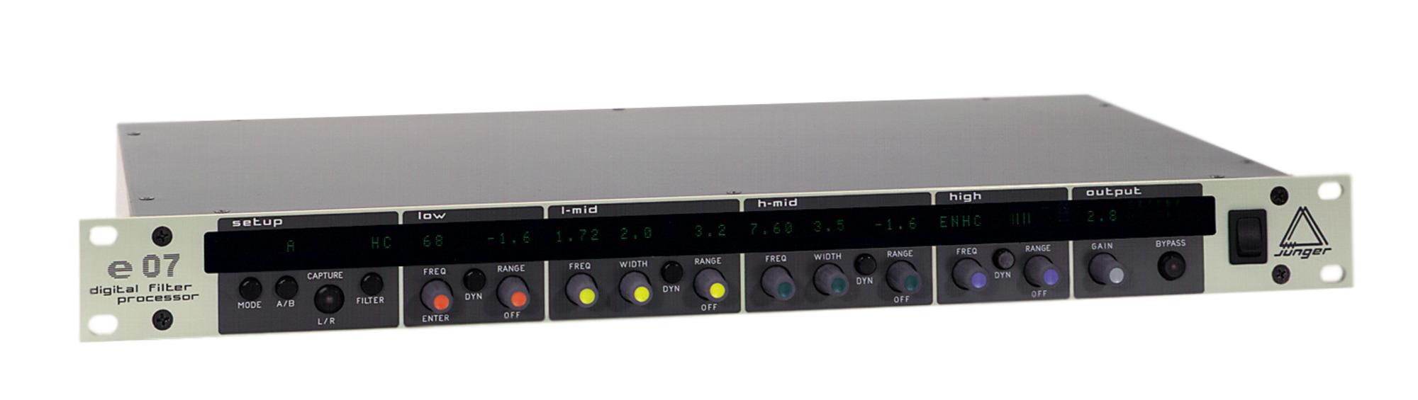 DRIVERS UPDATE: JUNGER DAP4 VAP DIGITAL AUDIO PROCESSOR