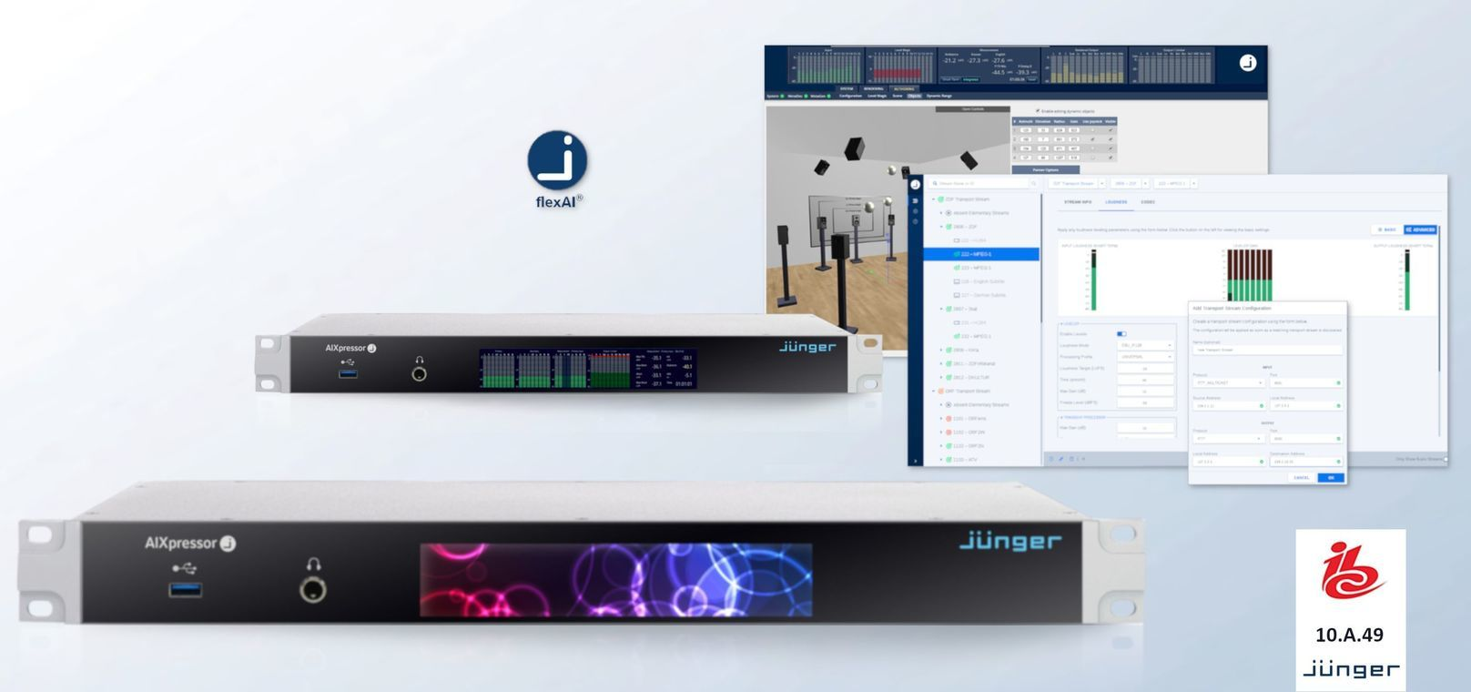 Decide On A Solution, Not Just A Machine With Jünger Audio's